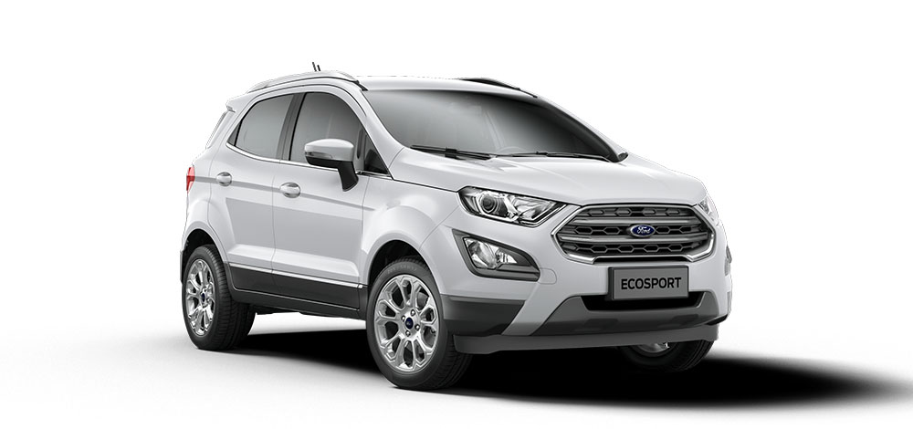 ECOSPORT 2.0L N TITANIUM AT